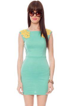 tobi coral reef dress