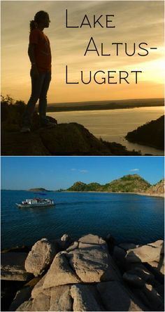 Lake Altus-Lugert in southwestern Oklahoma is part of Quartz Mountain Nature Park. This beautiful area is great for boating, hiking and camping.