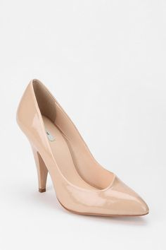 Kimchi Blue Molly Patent Pump  I just a pair of these on sale at #UrbanOutfitters
