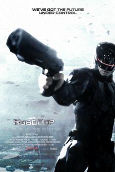 Robocop 2014 - Theatrical Poster (Version 1) by CAMW1N.deviantart.com on @deviantART