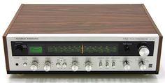 Golden Age Of Audio: National Panasonic SA-4400 vintage receiver
