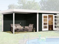 Weka Designhaus 126 B Gr.1 anthrazit (645 x 240 cm) ab 2.619,00€ | Preisvergleich bei idealo.de