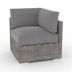 Shop Toja Grid Inc. Modulo Outdoor Slim Corner at Lowe's Canada. Find our selection of outdoor conversation chairs at the lowest price guaranteed with price match. Sunbrella Fabric, Seat Cushions, Outdoor Chairs, Outdoor Furniture, Outdoor Decor, Condo Balcony, Outdoor Retreat, The Gables
