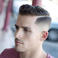 Side Part Hairstyles For Men 2017