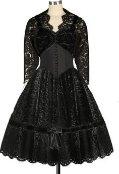 Lace Dress Chic Star design by Amber Middaugh