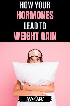 Wondering how you suddenly started gaining weight, without changing what you normally eat or do? Or, maybe you've been trying to lose weight, and just can't shed the pounds no matter how many calories you cut or steps you squeeze in? Well, it turns out that your hormones play a major role in how your body gains (or loses) weight. Find out more in our latest article here! #avocadu #hormonesandweightgain #weightgain #weightloss Lose Weight Quick, Trying To Lose Weight, Healthy Weight Loss, Weight Gain, Weight Loss Tips, Healthy Food, Health And Fitness Tips, Fitness Diet, Diet Plans That Work