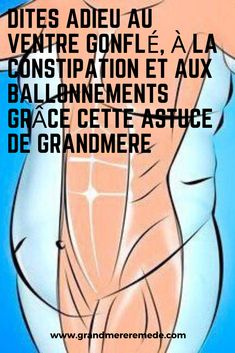 La Constipation, Physique, Wellness, Sport, Simple, Fitness, Salad, Flat Stomach, Physicist