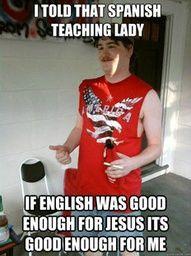 America and Spanish meme