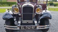 Citroen C4G familiy 7 osób 1934 roku piekny