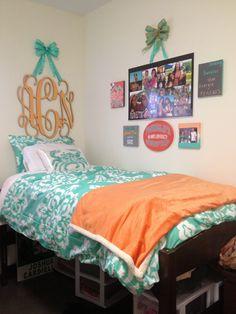 Dorm room Ole Miss 2013