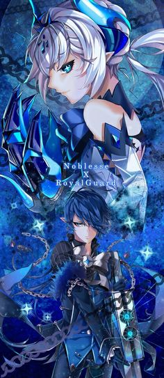 Full picture royal and noblesse ( elsword)