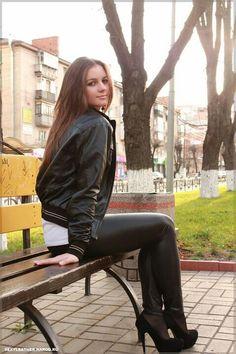 Teen Leather Leggings Hardon Clothes