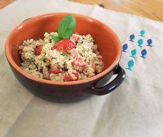 Live dalle cucine de' #ilcucchiaiodianita. #Bulgur con pesto di pistacchi e pomodorini.  #iphoneonly #iphonesia #foodporn #foodstagram #foodlover #picoftheday #pic #foodgasm #instablog #foodblog #foodblogger #blogger #food #iphone #love #loveit #foodpic #foodie #recipe #italianfoodblogger #instafood #italianrecipe #gourmet #myworld #mystyle #mykitcen #InstaSalePepe