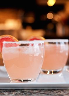 the paloma: tequila, grapefruit, and lime