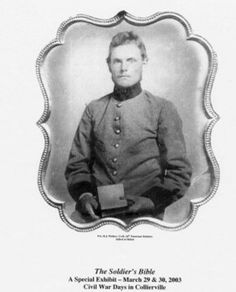 Henry J. Walker, Company B., 24th Tennessee Infantry, was born in Williamson Co, near Franklin,TN. He was 20 years old when he was killed at the Battle of Shiloh.