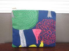 Zipper pouch by keriBdesigns on Etsy, $5.00