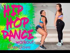 Beginner Hip Hop Dance Workout with Keaira LaShae | Natalie Jill