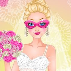 Super Ellie Bride: A Super Ellie vai se casar e precisa de sua ajuda para transformá-la na mais linda noiva! Faça a limpeza de pele, e depois aplique a maquiagem. No final escolha um vestido lindo e acessórios fabulosos.