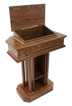 Church Furniture Store - Elim Church Pulpit