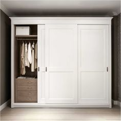 2018 Latest Solid Wood Fitted Wardrobe Doors Traditional Wardrobe with proportions 933 X 933 Bedroom Cabinets With Sliding Doors - Having the property you Fitted Wardrobe Doors, Sliding Door Wardrobe Designs, Bedroom Built In Wardrobe, Fitted Bedroom Furniture, Bedroom Closet Doors, Fitted Bedrooms, Wooden Bedroom, Bedroom Closet Design, Wardrobe Closet