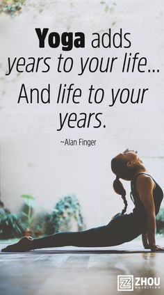 Yoga adds years to your life and life to your years. You Fitness, Fitness Goals, Health Fitness, Gaia Yoga, Bikram Yoga, Healthy Lifestyle Tips, Yoga Poses For Beginners, Yoga Routine, Yoga Lifestyle