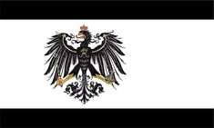 Prussian flag- This is where the Josephs are from.