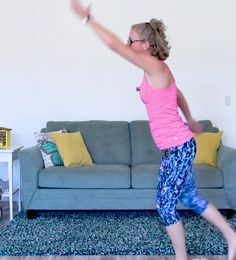 Are you ready to get sweaty? This high intensity, LOW IMPACT cardio workout with standing ABS is exactly what you're … Low Impact Cardio Workout, Cardio Workout At Home, Workout List, Workout Warm Up, At Home Workouts, Low Impact Fitness, Low Impact Exercise, Workout Challange, Cardio Training