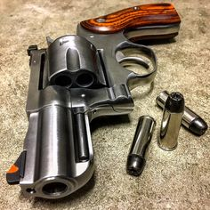 "Ruger 2.5"" Redhawk .44 magnum Talo Edition revolver"