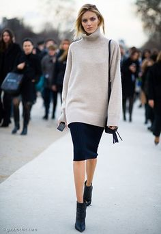 Via:LuckyMagazine Six Simple Ways To Wear Your Valentine's Day Outfit Well Past February 14