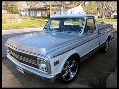 1969 Chevrolet C10 Pickup 350/300 HP, Automatic for sale by Mecum Auction