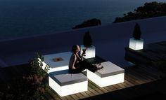 Iluminación de exterior - Muebles de diseño moderno, puffs Fatboy y mobiliario de exterior Vondom