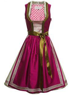 ROOSAROTH - Dirndl Couture