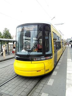 Germany is renowned for its quality engineering and precise timing - anf the public transport combines the two to great effect. The ultra-modern Flexity trams provide the city with the perfect mode of transport.