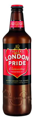Fuller's London Pride is redesigned by Jkr