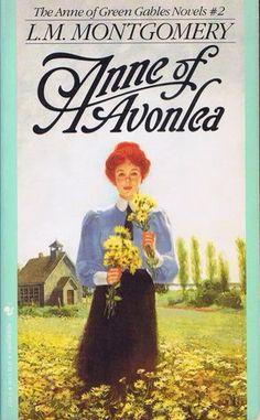 Anne of Avonlea – (L.M. Montgomery) #2