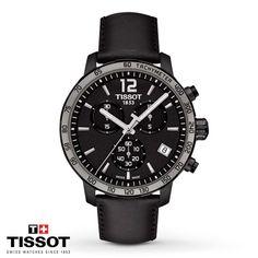 Tissot Mens Watch Quickster Chronograph T0954173605702