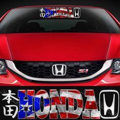 Sticker Car Vinyl Independentista Bandera Puerto Rico Flag Decal