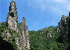 Yandangshan Mountain, Wenzhou
