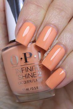 New OPI Spring 2016 Collection | grape fizz nails | Bloglovin'