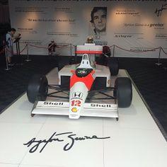 #Senna #McLaren #F1