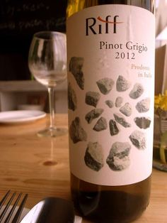 Alois Lageder Riff Pinot Grigio - next on my to try list