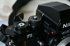 Nikon F3 Nikon F3, Wonderful Machine, Vintage Cameras, Camera Photography, So Little Time, Binoculars, Photo S, The Past, Digital