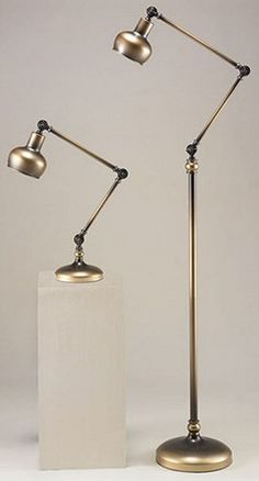 Brass lamps set of 2 for only $100 on flash sale. Get it while it's hot!
