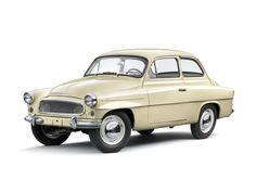 10 klíčových vozů historie Škody: od aut pošťáků k Octavii RS - 100 - Beast From The East, I Gen, Dieselpunk, Old Cars, Cars And Motorcycles, Techno, Porsche, Classic Cars, Automobile