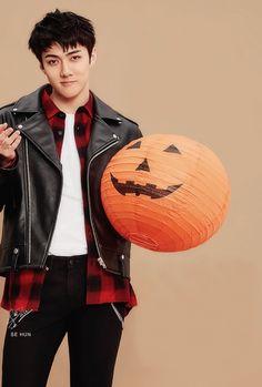 Sehun for SPAO Halloween