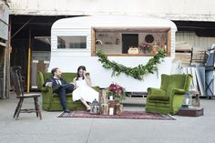 Hire Drinks Caravan Bar | Wedding & Event Hire | Caravan Bar Brisbane to Byron Bay