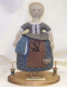 Gail Wilson's Pincushion Doll