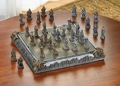 13 Best chess sets images in 2012   Chess games, Chess sets