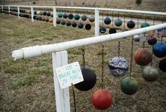 The Art Of Up-Cycling: Garden Fencing Ideas- Crazy Random Repurposed, Upcycled fencing Ideas
