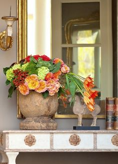 The French Tangerine: ~ color of the month